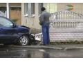 ДТП на перекрестке Цеткин и Гайдара - видео