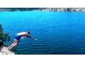В Зугрэсе, на карьере утонул мужчина - видео