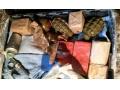 В Харцызске обнаружен «схрон» с боеприпасами