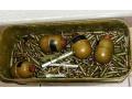 Во время рейда в Иловайске, обнаружен тайник с внушительным арсеналом боеприпасов